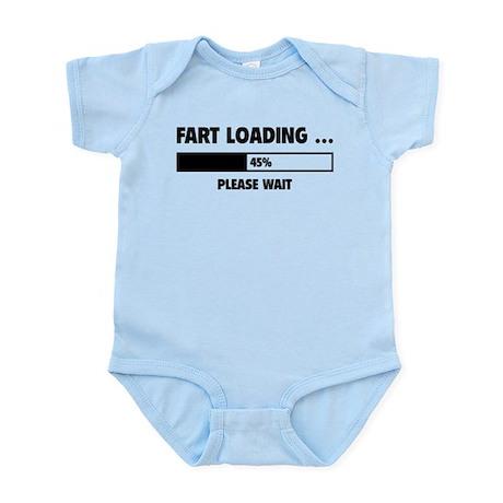 Fart Loading Infant Bodysuit