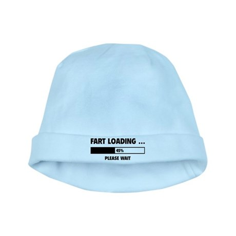 Fart Loading baby hat