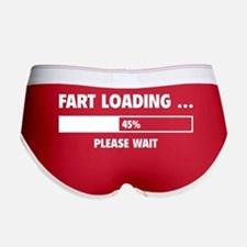 Fart Loading Women's Boy Brief