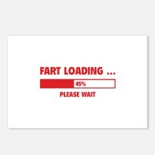 Fart Loading Postcards (Package of 8)