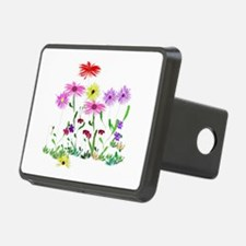 Flower Bunch Hitch Cover