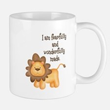 I am fearfully and wonderfully made Mug