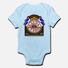 Honduras Beer Label 2 Infant Bodysuit