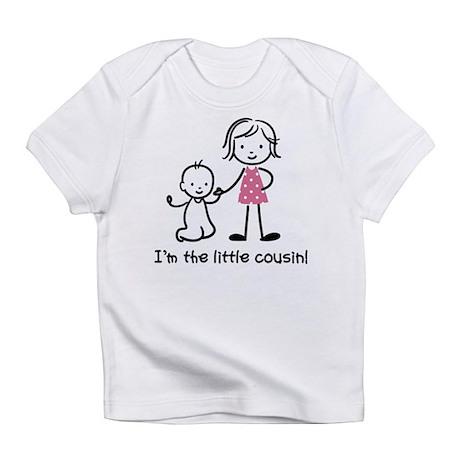 Little Cousin - Stick Figures Infant T-Shirt
