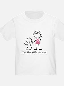 Little Cousin - Stick Figures T