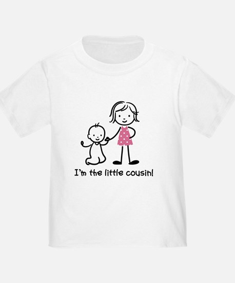 Little Cousin - Stick Figures T