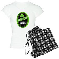 Ireland Beer Label 3 Pajamas