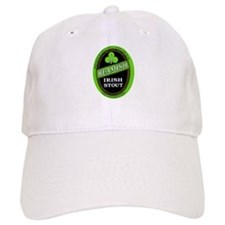 Ireland Beer Label 3 Baseball Baseball Cap