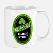 Ireland Beer Label 3 Mug