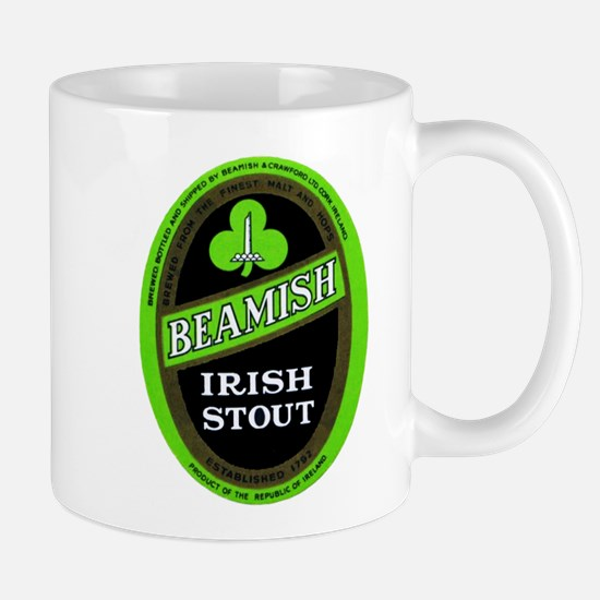 Ireland Beer Label 3 Mug