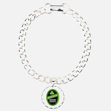 Ireland Beer Label 3 Bracelet