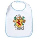 MacColley Coat of Arms Bib