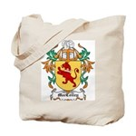 MacColley Coat of Arms Tote Bag