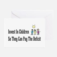Invest in Children Greeting Cards (Pk of 10)