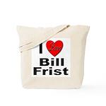 I Love Bill Frist Tote Bag