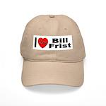 I Love Bill Frist Cap