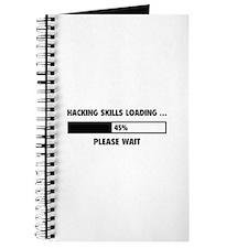 Hacking Skills Loading Journal