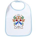 MacClure Coat of Arms Bib