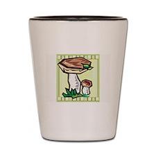 Mushroom Shot Glass