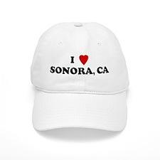 I Love SONORA Baseball Cap