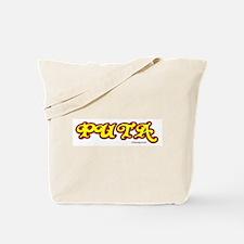 Puta Tote Bag
