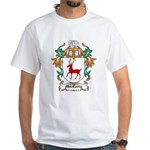 MacCarty Coat of Arms White T-Shirt
