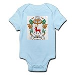 MacCarty Coat of Arms Infant Creeper