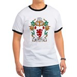 MacCartron Coat of Arms Ringer T