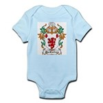MacCartron Coat of Arms Infant Creeper