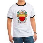 MacCarron Coat of Arms Ringer T