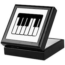 Piano Keepsake Box