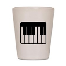 Piano Shot Glass