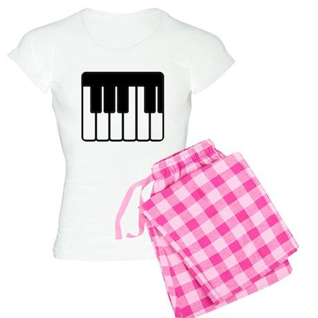Piano Women's Light Pajamas