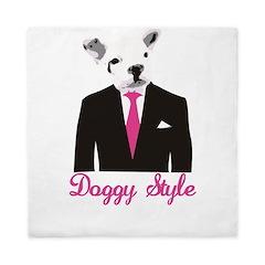 Doggy Style Queen Duvet