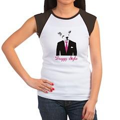 Doggy Style Women's Cap Sleeve T-Shirt