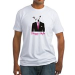 Doggy Style Fitted T-Shirt