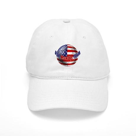US Womens Soccer Cap