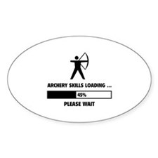 Archery Skills Loading Decal