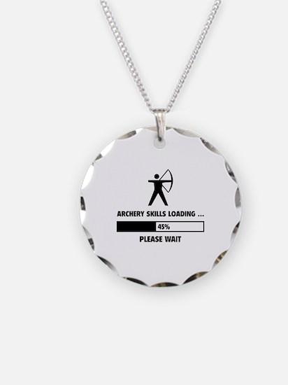 Archery Skills Loading Necklace
