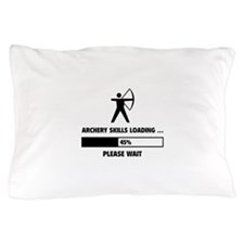 Archery Skills Loading Pillow Case