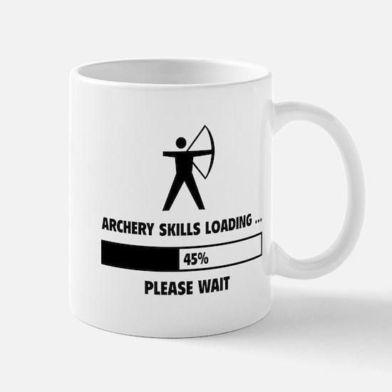 Archery Skills Loading Mug