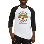 MacCann Coat of Arms Baseball Jersey