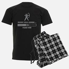 Archery Skills Loading Pajamas