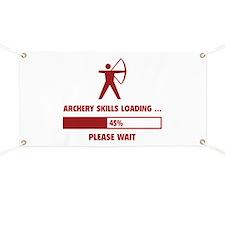 Archery Skills Loading Banner