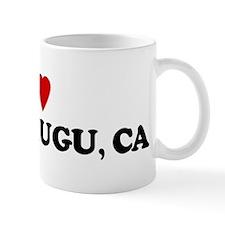 I Love POINT MUGU Mug
