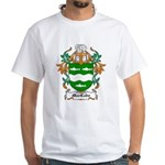 MacCabe Coat of Arms White T-Shirt