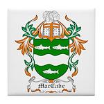 MacCabe Coat of Arms Tile Coaster