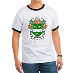MacCabe Coat of Arms Ringer T
