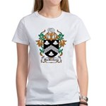 MacBreheny Coat of Arms Women's T-Shirt