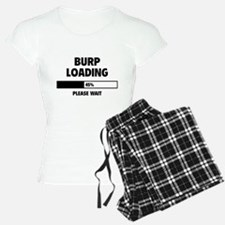 Burp Loading Pajamas